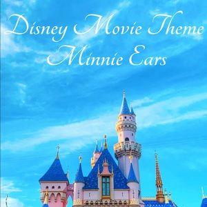 Disney Movie Minnie Ears